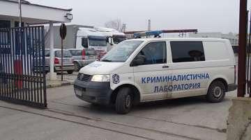 Крадците са наводнили сградата на митницата в Благоевград по време на обира