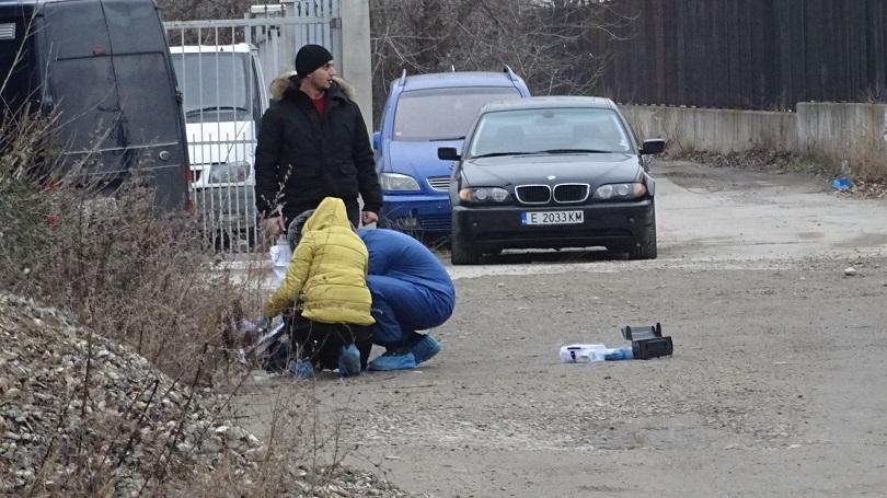 снимка 1 Склад за веществени доказателства е разбит при обира на митницата в Благоевград