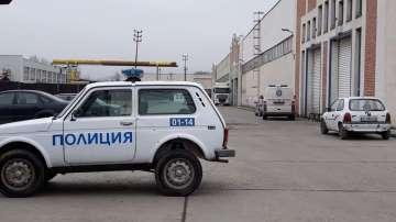 Склад за веществени доказателства е разбит при обира на митницата в Благоевград