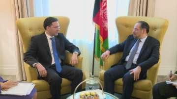 Даниел Митов се срещна с външния министър на Афганистан