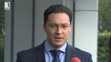 Даниел Митов пред БНТ: Нямаше време Георгиева да спечели достатъчно подкрепа