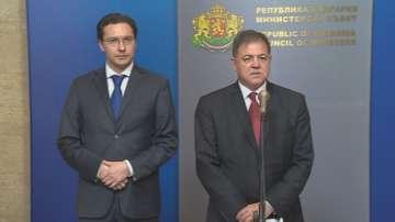 Военният министър Николай Ненчев: МС одобри рамковата позиция на България