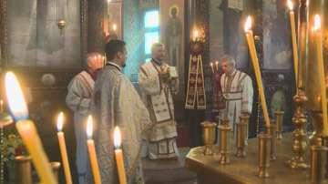 Старозагорският митрополит Киприян ще донесе Благодатния огън от Йерусалим