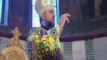 Интронизираха митрополит Епифаний за глава на Православната църква в Украйна