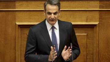 Мицотакис представи програмата на правителството си