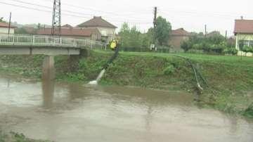 След поройните дъждове: Бедствено положение в три общини във Врачанска област