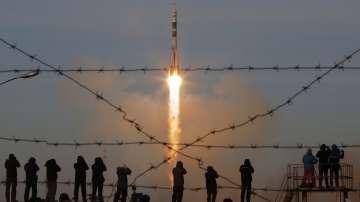 Успешен старт на Съюз към МКС