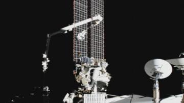 Космическа разходка извън МКС