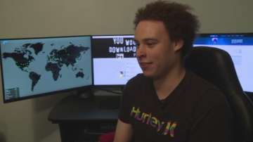 22-годишен британец спря кибератаката