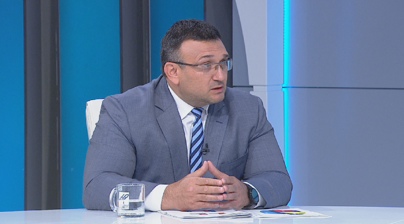 Младен Маринов: Отчитаме спад на извършените престъпления с 5,5%