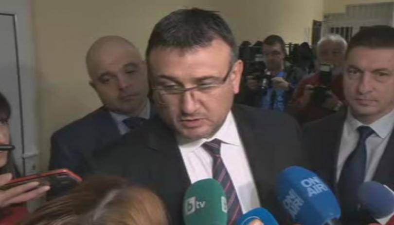 Снимка: Младен Маринов: Разследваме случая Гебрев заедно с британските служби