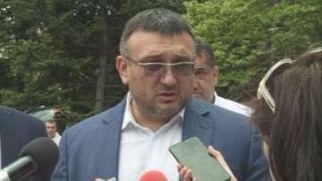 Младен Марнов: Трябва да повишим сигурността на служителите на МВР