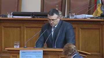 Вътрешният министър и шефът на ДАНС бяха изслушани в НС за шпионския скандал