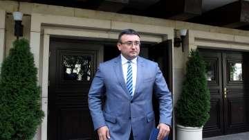 Новият вътрешен министър Младен Маринов се срещна със синдикатите в МВР