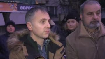 Протест срещу новия кмет на Младост заради забавено саниране