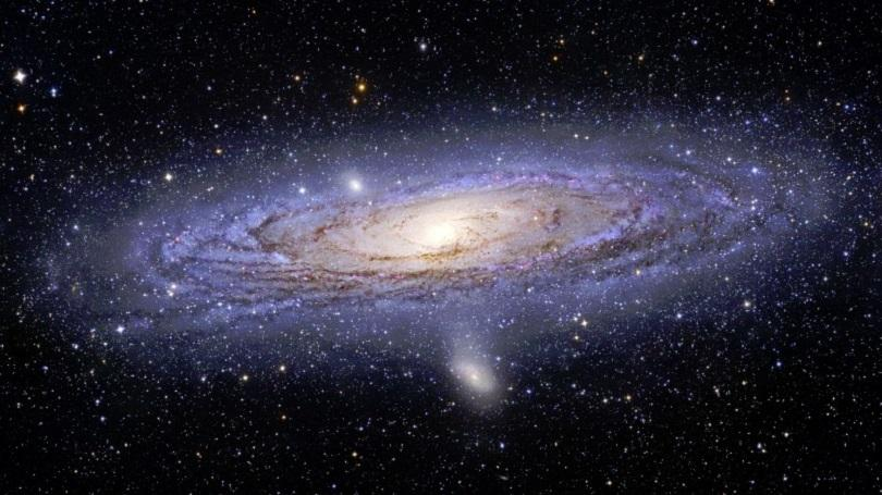 астрономи претеглиха масата млечния път