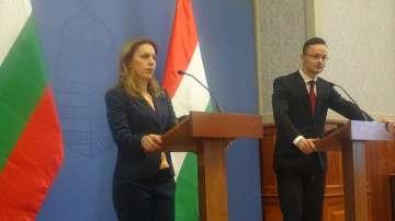 Унгария ще продължи да подкрепя България за членството ѝ в Шенген