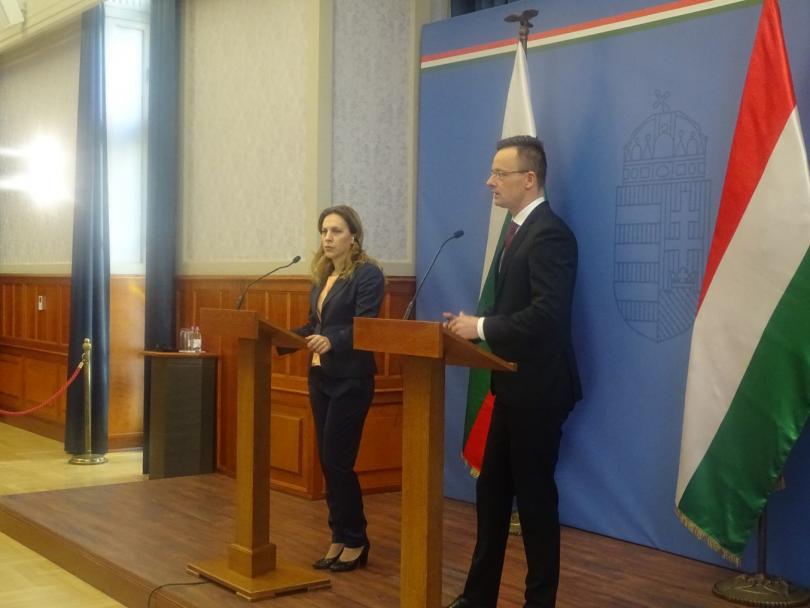 снимка 1 Унгария ще продължи да подкрепя България за членството ѝ в Шенген