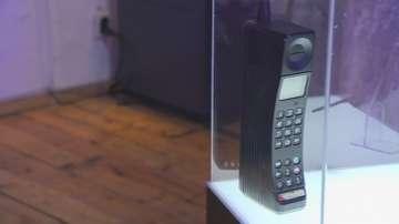 Изложба показа 15 легендарни мобилни телефона