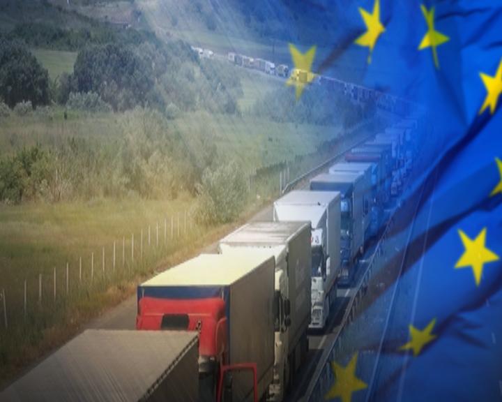Българските превозвачи излизат на протест в Брюксел против пакета Мобилност