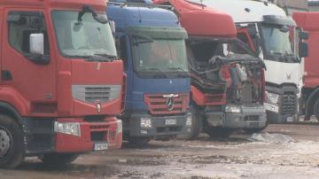 Над 6500 транспортни фирми у нас може да фалират заради пакета Мобилност