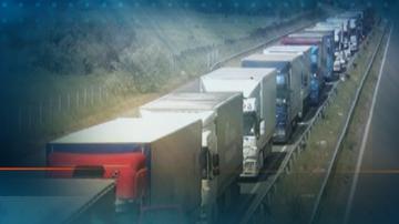Последен ден продават седмични винетки за камиони и автобуси