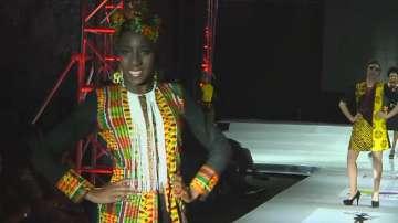 В Колумбия започна седмица на африканската мода