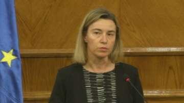 Федерика Могерини: Турция ще продължи да прилага споразумението с ЕС за мигранти