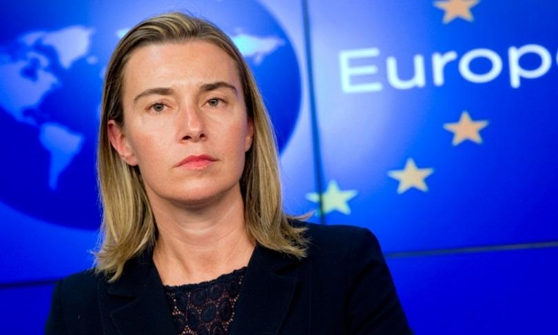 Федерика Могерини,Върховен представител на Европейския съюз по въпросите на външните работи и политиката на сигурност