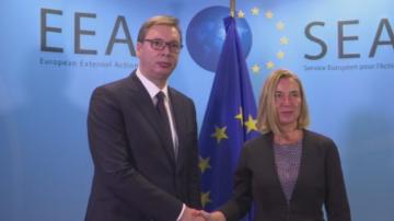 Провал на планираните за днес преговори между президентите на Сърбия и Косово