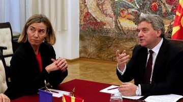 Могерини призова ЕС да започне преговори за присъединяването на Македония