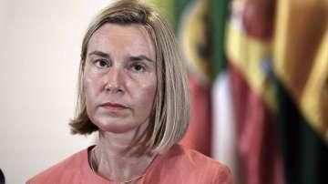 Могерини: ЕС е напълно ангажиран да запази Иранското ядрено споразумение