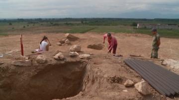 Откриха царска гробница в село Маноле