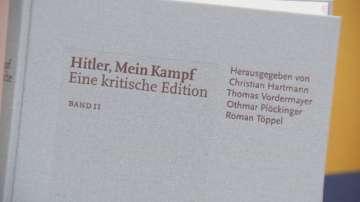 Моята борба отново излиза в Германия след 70 години