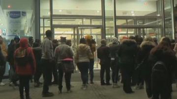 Евакуираха столичен мол след сигнал за бомба