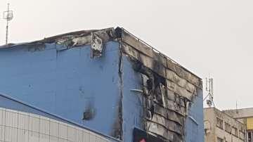 Късо съединение е основната версия за пожара в столичен мол