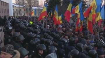 Протести в Молдова след избора на нов премиер