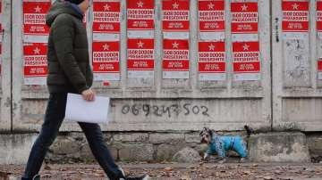В Молдова също гласуват за президент