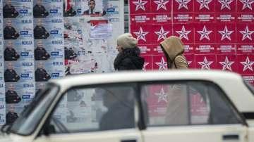 Парламентарни избори в Молдова