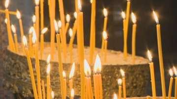 Молебен за загиналите при трагичния инцидент в Горни Лом