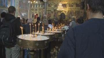 Отслужиха молебен в памет на жертвите на атентата в църквата Света Неделя