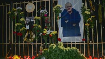 Поклонение в Пловдив в памет на загиналото на футболен мач в Солун момче