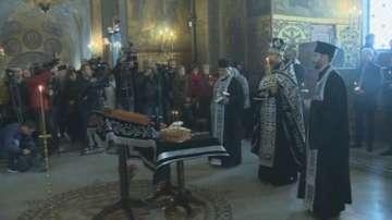 В Руската църква в София отслужиха заупокойна литургия за жертвите в Петербург