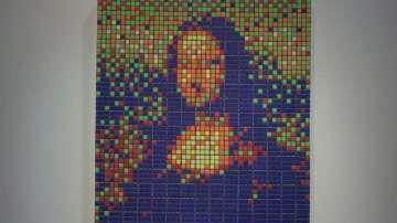 Рубик Мона Лиза беше продадена за близо половин милион евро