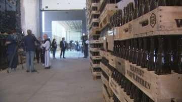 Монаси от Белгия продават бира онлайн