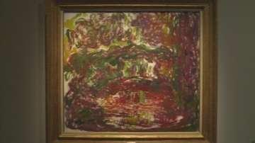 Представят шедьоври на Клод Моне на изложба в Рим