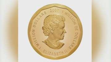 В Германия започна процесът срещу крадците на 100-килограмова монета