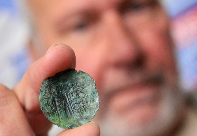 Монета от времето на цар Иван Асен II беше открита