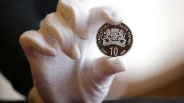 БНБ представи сребърна монета за Пловдив