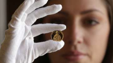 БНБ пуска възпоменателна златна монета на Свети Стефан